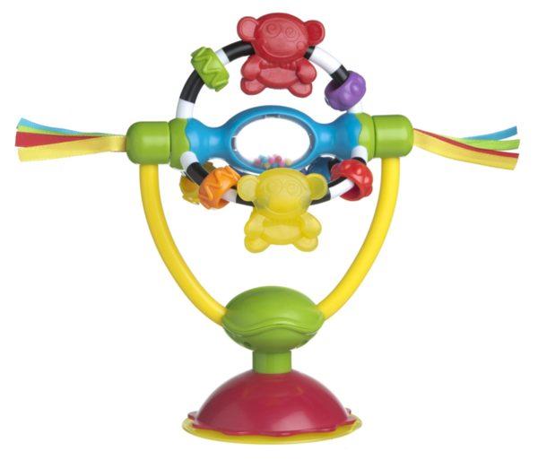 Въртяща се играчка за столче